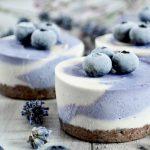 Maqui Berry Vanilla Cupcakes