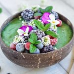 Green Power Smoothie Bowl