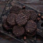Chickpea Chocolate Hazelnut Cookies