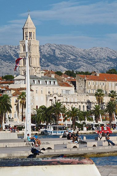 Plant-Based Guide to Split (Croatia)