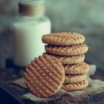 Teff Tigernut Flour Cookies