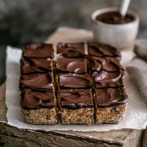 Healthy No-Bake Squares