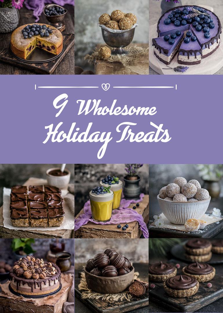 9 Wholesome Holiday Treats