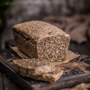 Buckwheat Seed Bread
