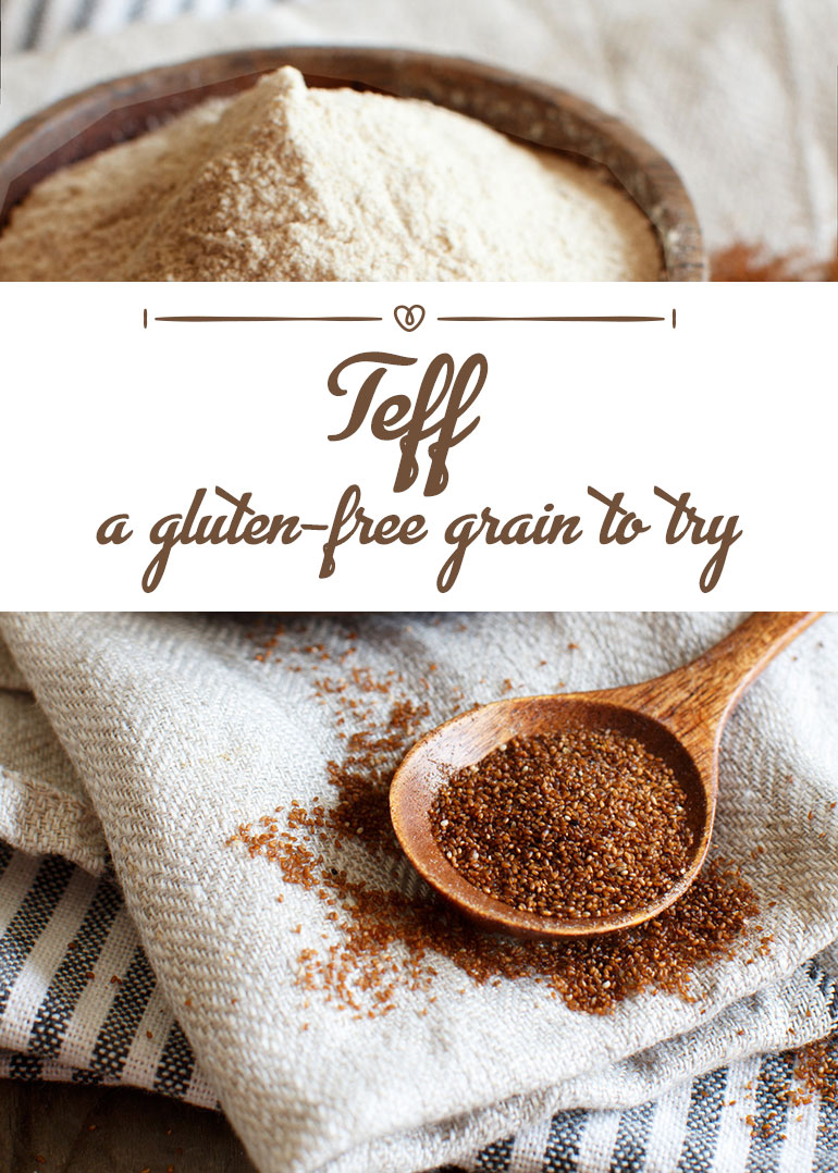 Teff - a gluten-free grain to try