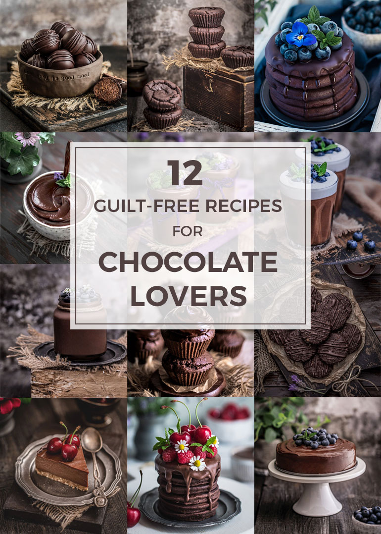 12 Guilt-Free Chocolate Recipes