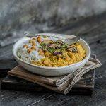Chickpea & Mushroom Curry